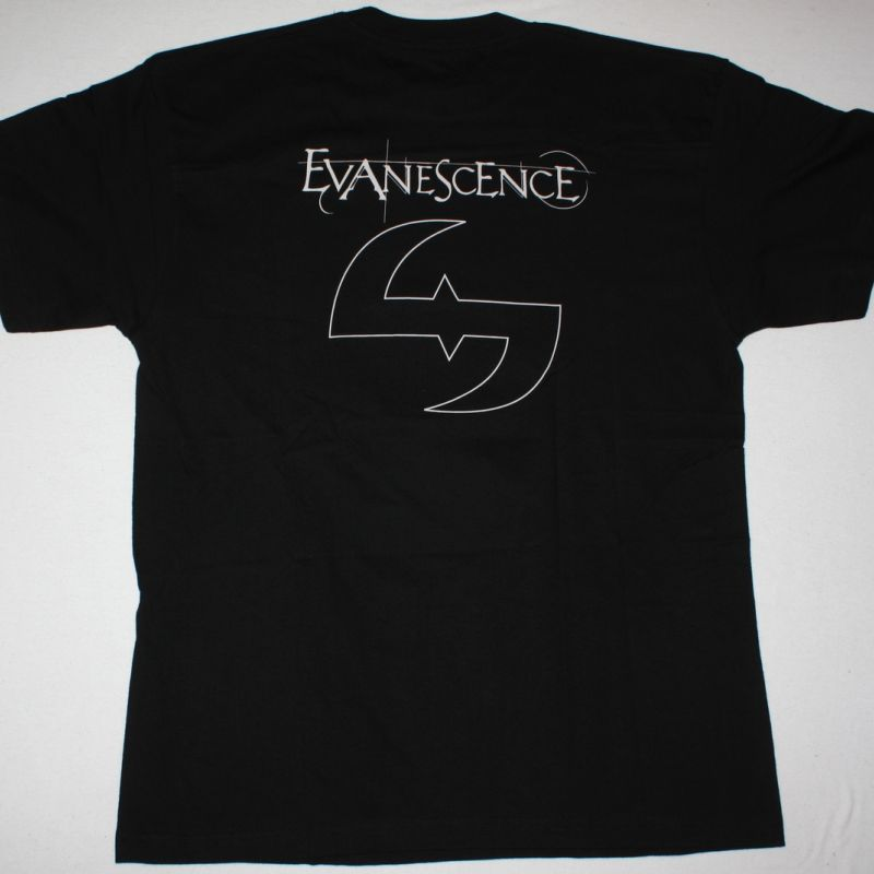 EVANESCENCE GOING UNDER NEW BLACK T SHIRT