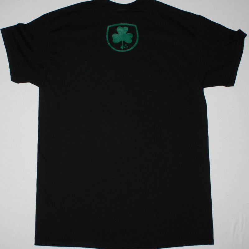 HOUSE OF PAIN LOGO NEW BLACK T-SHIRT