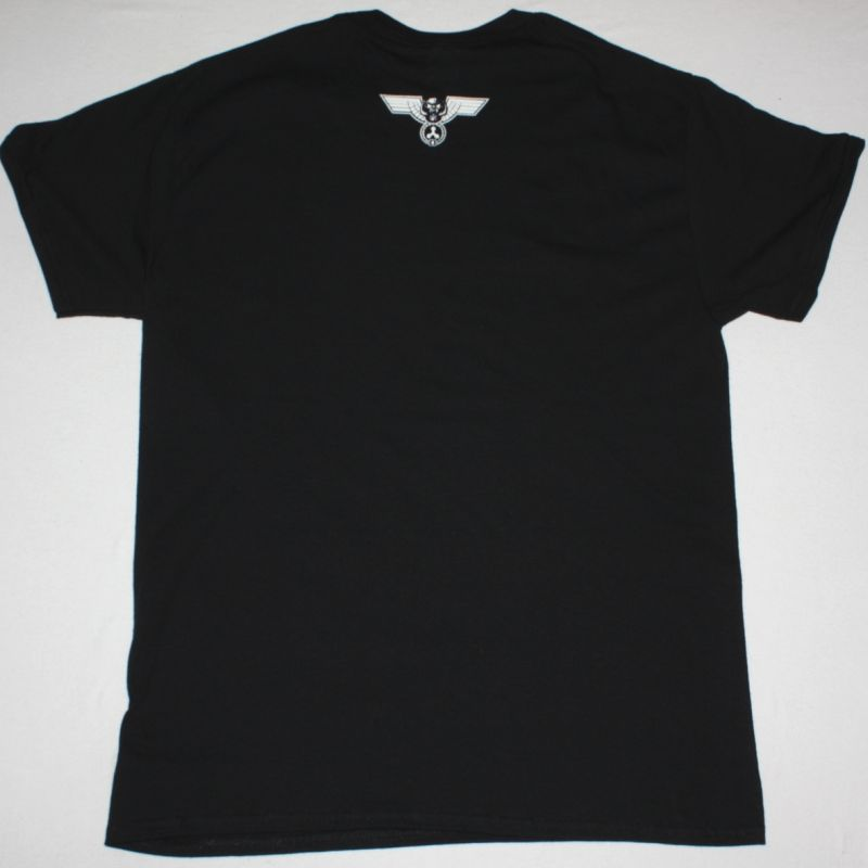 MOTORHEAD HAMMERED LOGO NEW BLACK T-SHIRT