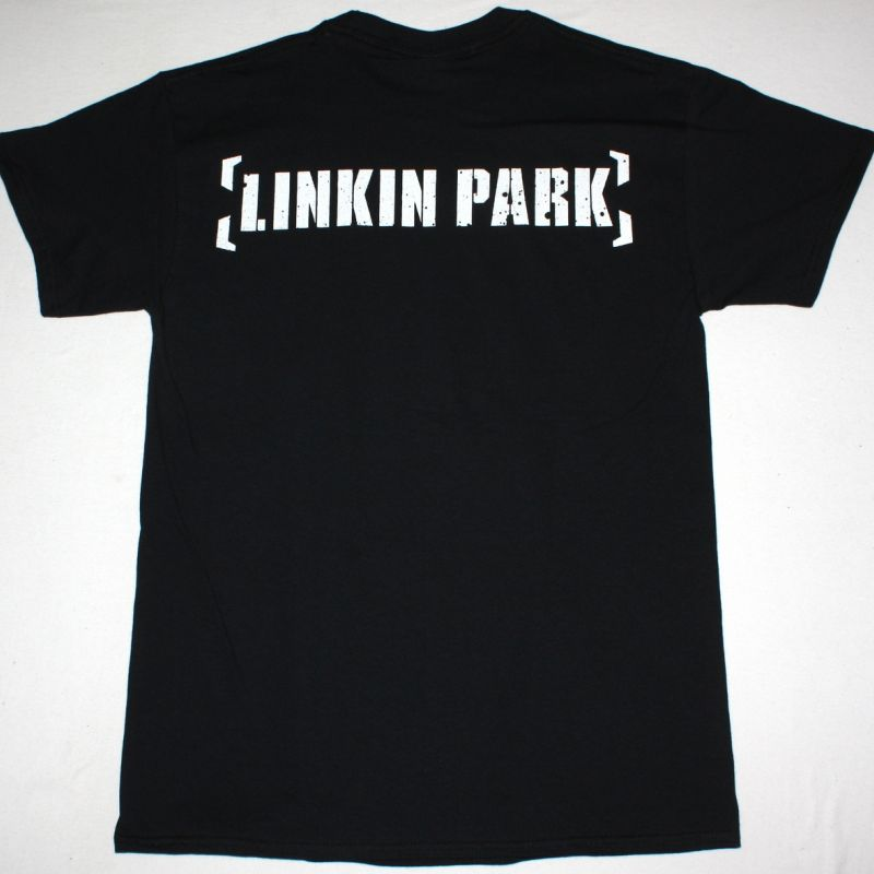 LINKIN PARK BAND NEW BLACK T-SHIRT