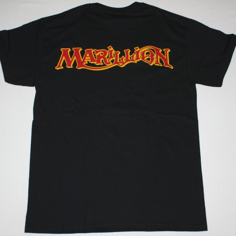 MARILLION MISPLACED CHILDHOOD '85 NEW BLACK T-SHIRT