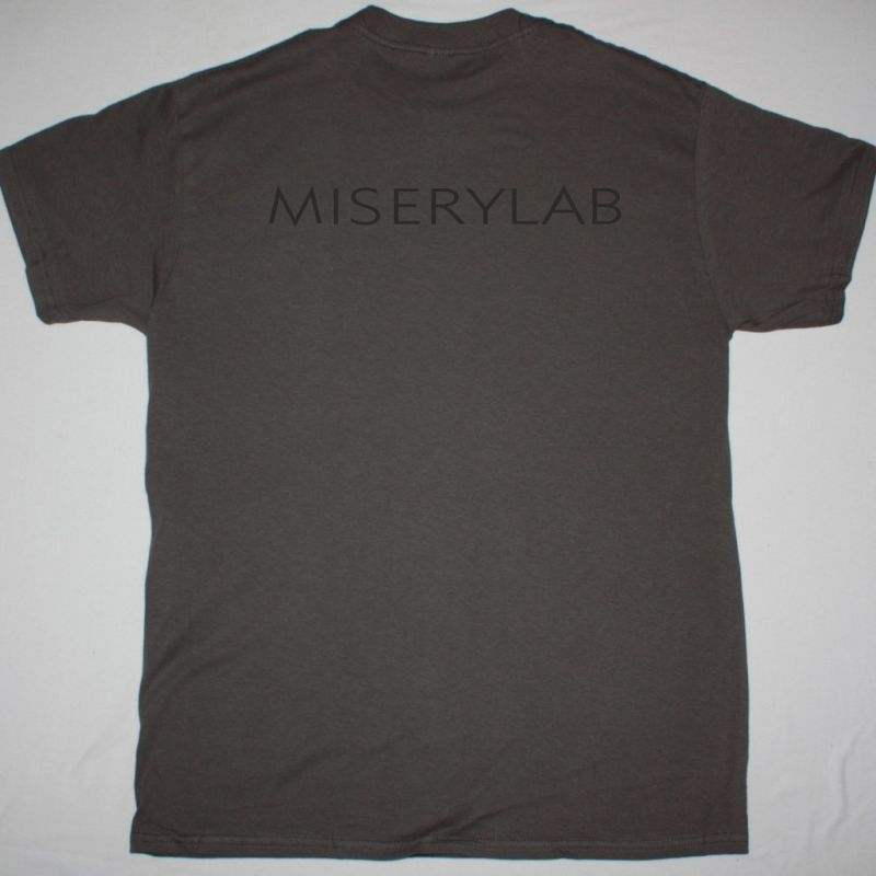 MISERYLAB LOGO NEW GREY T-SHIRT