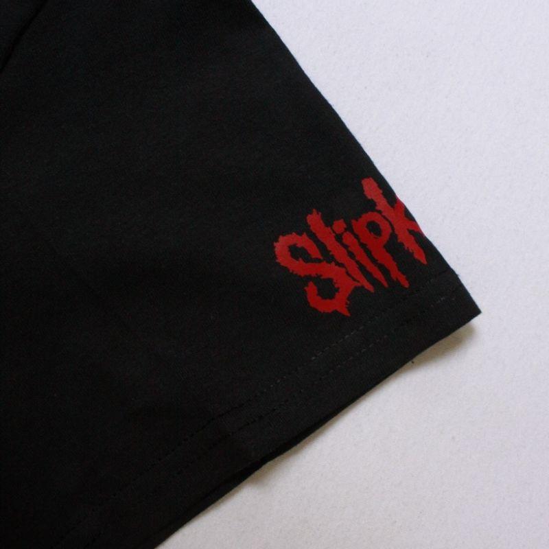 SLIPKNOT LOGO NEW BLACK T-SHIRT