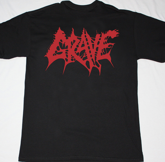 GRAVE NECROPSY THE COMPLETE DEMO'86-91 NEW BLACK T-SHIRT