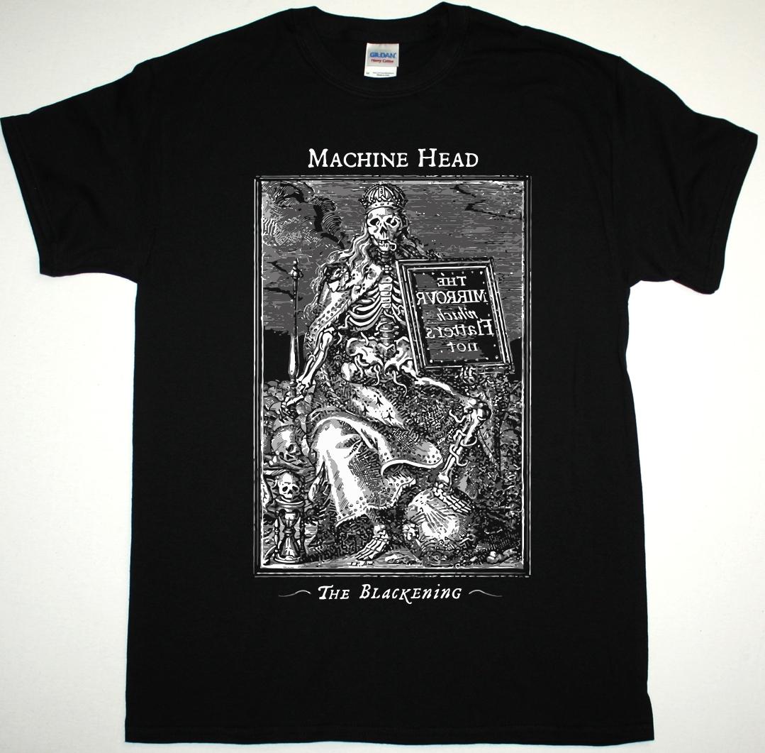 the blackening machine