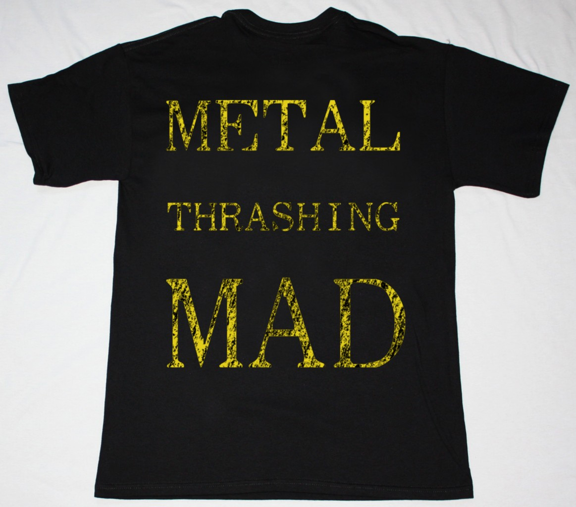 ANTHRAX FISTFUL OF ANTHRAX'87 NEW BLACK T-SHIRT
