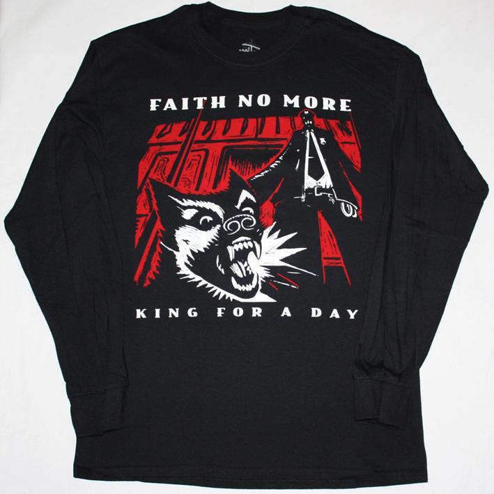 Faith No MRE Metal Punk Rock T-shirt Baseball Manches Longues Unisexe S-3XL