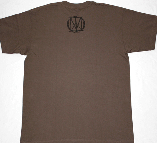 DREAM THEATER A RITE OF PASSAGE NEW BROWN T-SHIRT