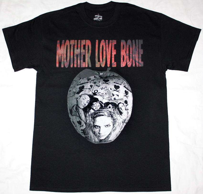 Mother Love Bone Apple 2 1990 Grunge Pearl Jam Soundgarden