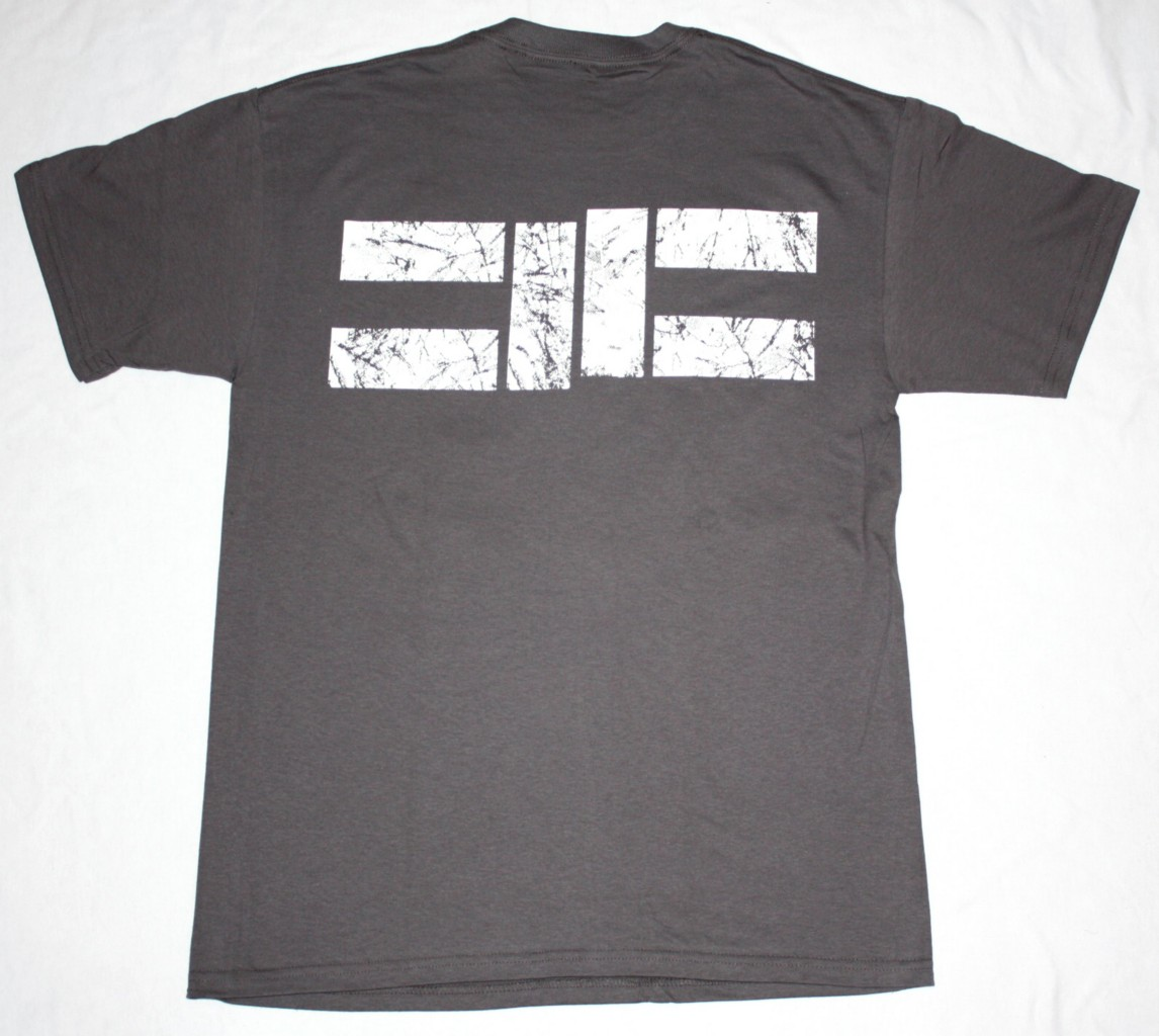 CAVALERA CONSPIRACY PHOTO NEW GREY CHARCOAL T-SHIRT