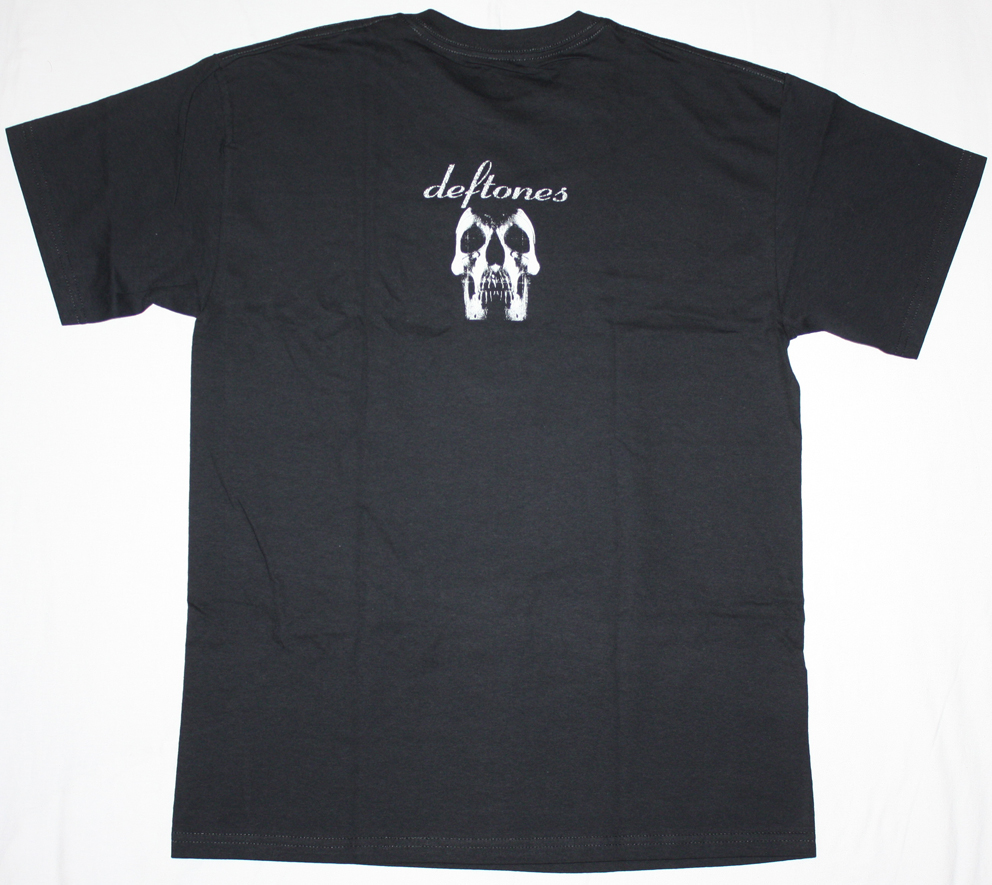 DEFTONES DEFTONES'03 NEW BLACK T-SHIRT