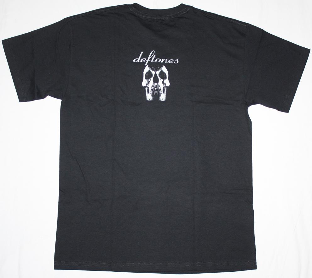 DEFTONES DEFTONES'03 NEW BLACK T-SHIRT