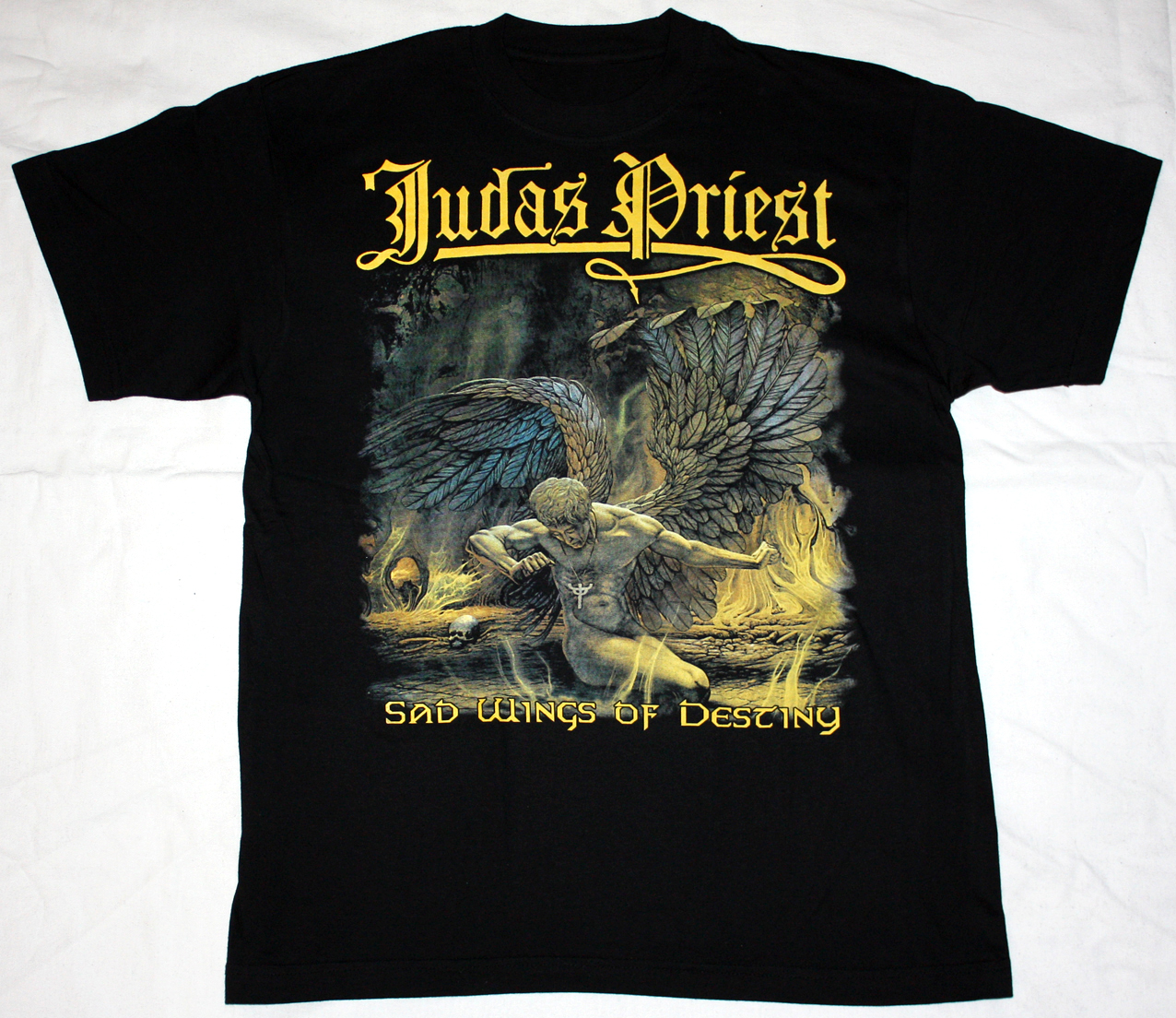 Judas Priest Sad Wings Of Destiny 76 Heavy Metal Band