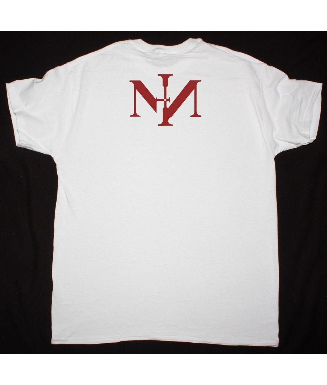 NINE INCH NAILS SIN NEW WHITE T SHIRT - Best Rock T-shirts