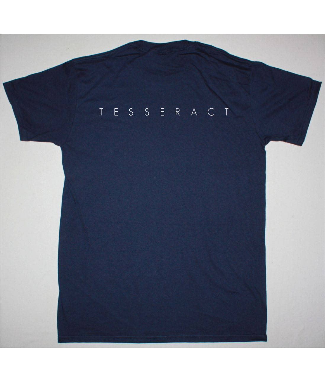 TESSERACT ALTERED STATE NEW NAVY T SHIRT