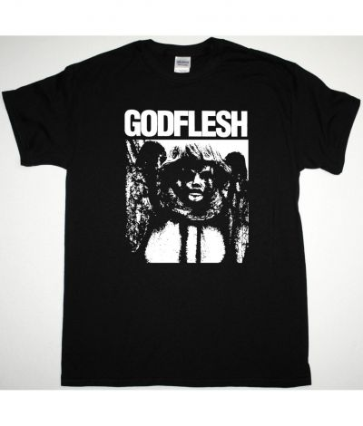 GODFLESH PURE NEW BLACK TSHIRT