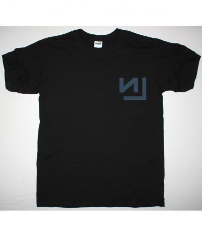 NINE INCH NAILS EXTENSION NEW BLACK T SHIRT