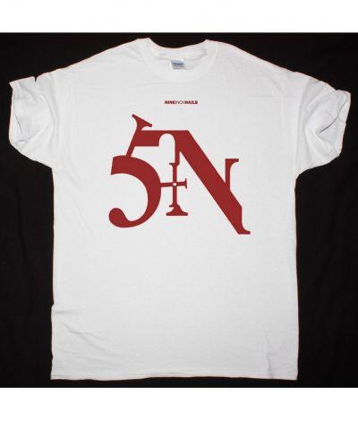NINE INCH NAILS SIN NEW WHITE T SHIRT