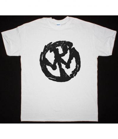 PENNYWISE LOGO NEW WHITE T SHIRT