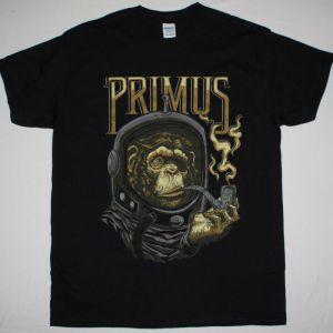 PRIMUS ASTRO MONKEY NEW BLACK T-SHIRT