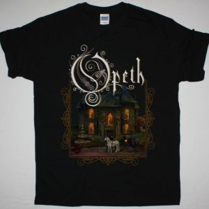 OPETH IN CAUDA VENENUM NEW BLACK T-SHIRT