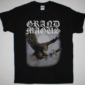 GRAND MAGUS SWORD SONGS NEW BLACK T-SHIRT