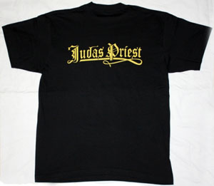 JUDAS PRIEST SAD WINGS OF DESTINY'76  NEW BLACK T-SHIRT