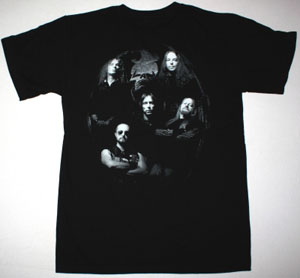 OVERKILL IRONBOUND 2010 NEW BLACK T-SHIRT