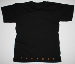 SOULFLY SAVAGES NEW BLACK T-SHIRT