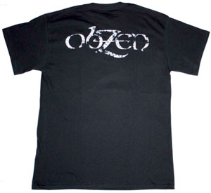 MESHUGGAH OBZEN NEW BLACK T-SHIRT