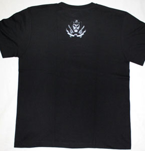 LEMMY KILMISTER NEW BLACK T-SHIRT