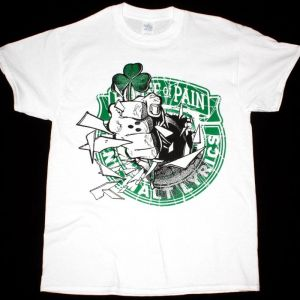 HOUSE OF PAIN FINE MALT LYRICS NEW WHITE T-SHIRT