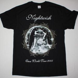 NIGHTWISH ONCE NEW BLACK T-SHIRT