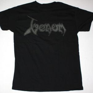 VENOM BAND NEW BLACK T-SHIRT