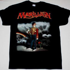 MARILLION MISPLACED CHILDHOOD '85 NEW BLACK T-SHIRT