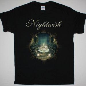 NIGHTWISH DECADES NORTH AMERICA 2018 TOUR NEW BLACK T-SHIRT