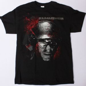 RAMMSTEIN SOLDIER NEW BLACK T-SHIRT
