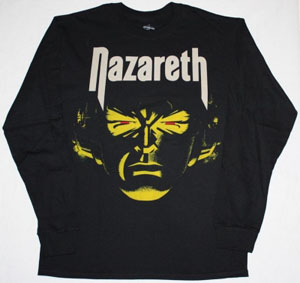 NAZARETH HOT TRACKS'73-76  S-XXL LONG SLEEVE T-SHIRT