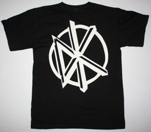 DEAD KENNEDYS TOO DRUNK TO FUCK NEW BLACK T-SHIRT