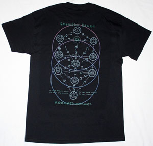 CRIMSON GLORY 1988 TRANSCENDENCE NEW BLACK T-SHIRT