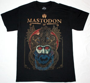 MASTODON CRACK THE SKYE NEW BLACK T-SHIRT