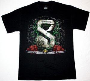 SCORPIONS STING IN THE TAIL TOUR 2010  NEW BLACK T-SHIRT