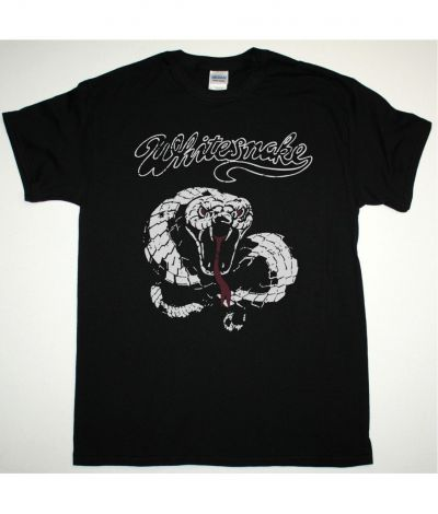 WHITESNAKE MAKE SOME NOISE NEW BLACK T SHIRT